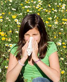 Αλλεργική ρινίτιδα θεραπεία